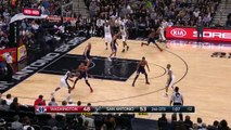 Kawhi Leonard 27 Pts Full Highlights | Wizards vs Spurs | December 16, 2015 | NBA 2015-16 Season