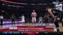 Lights Out in Staples Center | Bucks vs Clippers | December 16, 2015 | NBA 2015-16 Season
