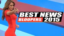 Bloopers Mistakes Fails Funny Crazy News BEST NEWS BLOOPERS 2015 New Full Video 2015