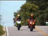 chute moto R1