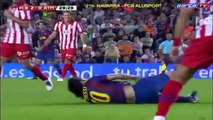Lionel Messi vs Atlético Madrid • La Liga • 2009/2010