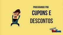 DESCONTO SHOP -  CUPONS DE DESCONTO, OFERTAS E PROMOÇÕES MP4 celular
