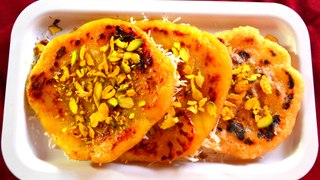 Easy Dessert | Dinner Special | Cooking Show Recipes | Indian Recipe-27