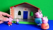 George pig Peppa pig episode mammy pig daddy pig Dinosaur Museum peppa pig Story Peppa pig