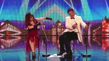 Saws Crossed fail to cut it with the Judges   Britains Got Talent 2014
