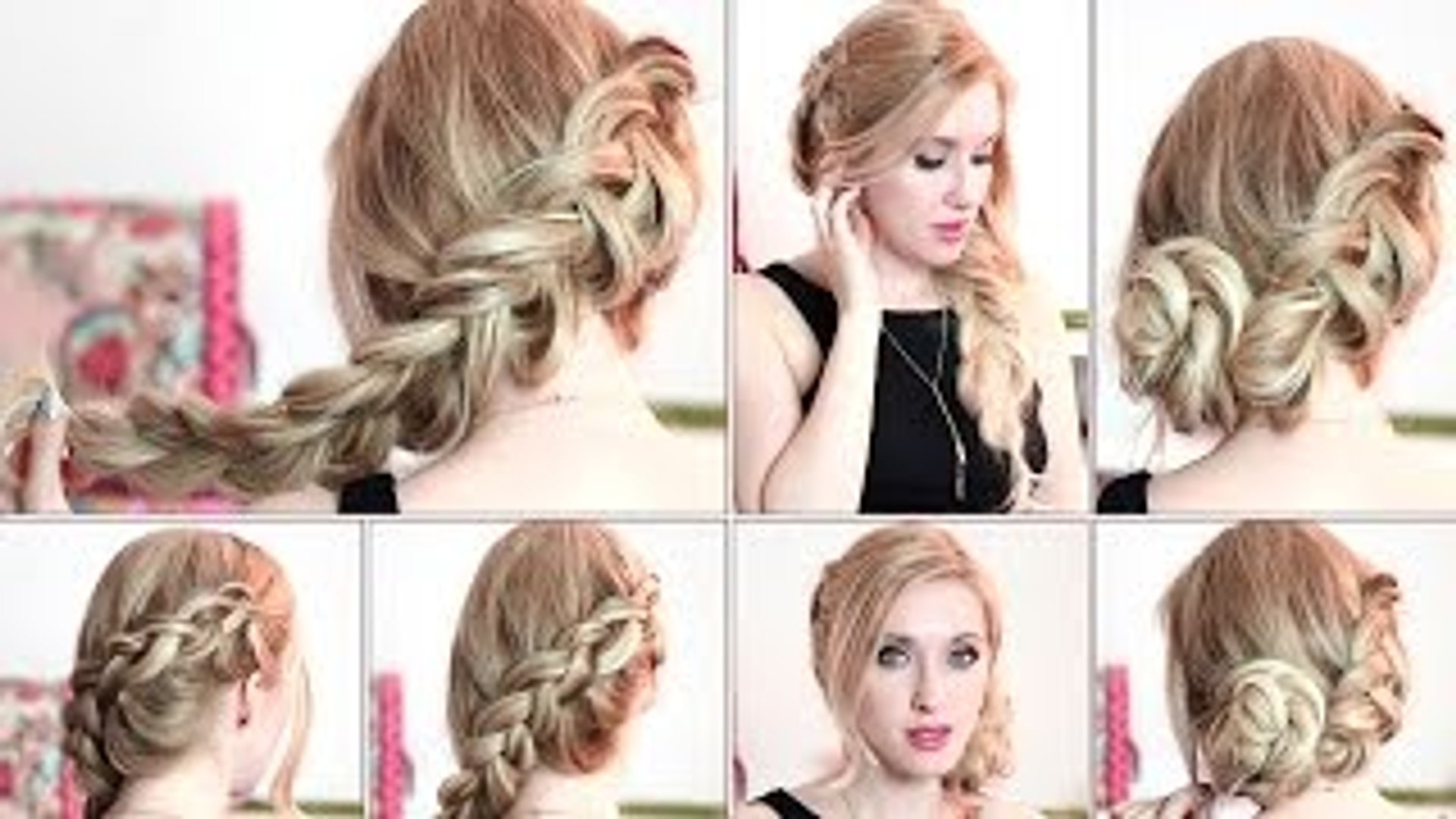 holiday/christmas hairstyles for medium/long hair ★ hunger games: katniss everdeen hair tutorial
