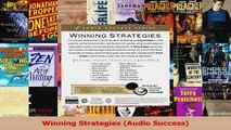 Winning Strategies Audio Success Download
