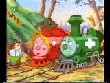 Mala lokomotiva to može! Crtani film za djecu
