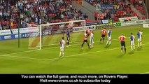 Doncaster Rovers v Blackburn Rovers highlights
