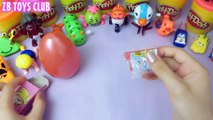 mickey mouse Play Doh Peppa Pig Surprise eggs Mickey Mouse mickey mouse