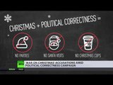 'War on X-mas': Political correctness bans parties, Santa visits & holiday symbols