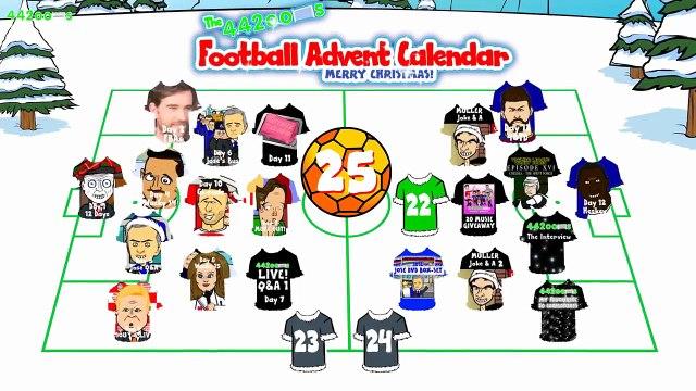 Premier League Wacky Races - Stage 17! (Arsenal 2-1 Man City! Day 22 Football Advent Calendar)