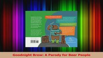PDF Download  Goodnight Brew A Parody for Beer People Download Full Ebook