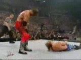 Summerslam 2004 Edge vs Batista vs Chris Jericho