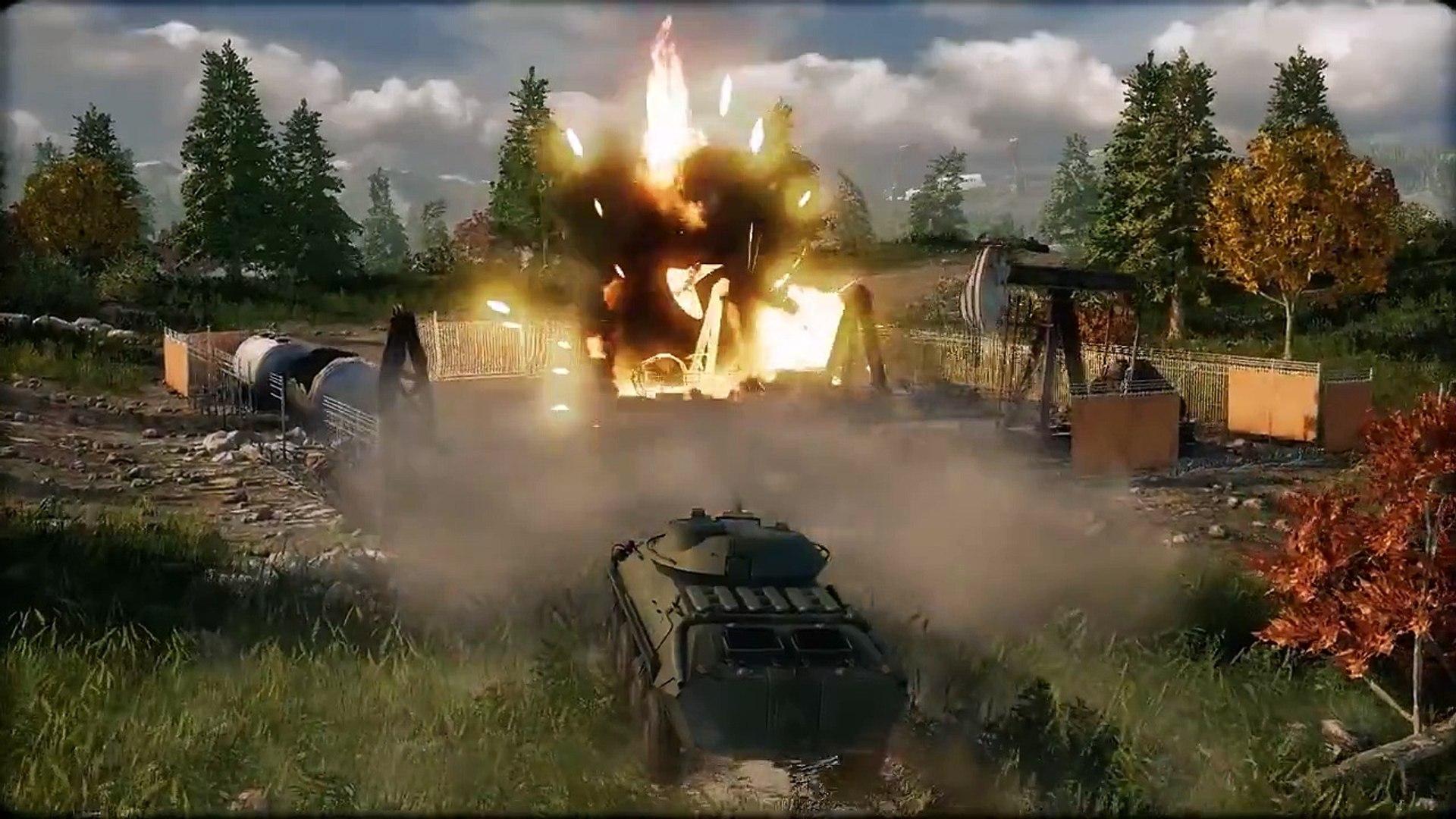 Armored Warfare   Early Access Launch Trailer