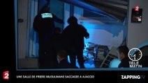 Expédition punitive à Ajaccio, une salle de prière musulmane saccagée !