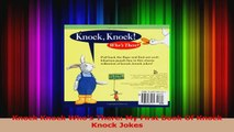 PDF Download  Knock Knock Whos There My First Book Of Knock Knock Jokes Download Online