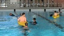 Du kayak à la piscine du Bocage