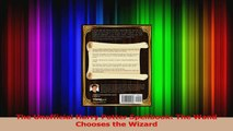 PDF Download  The Unofficial Harry Potter Spellbook The Wand Chooses the Wizard Read Online