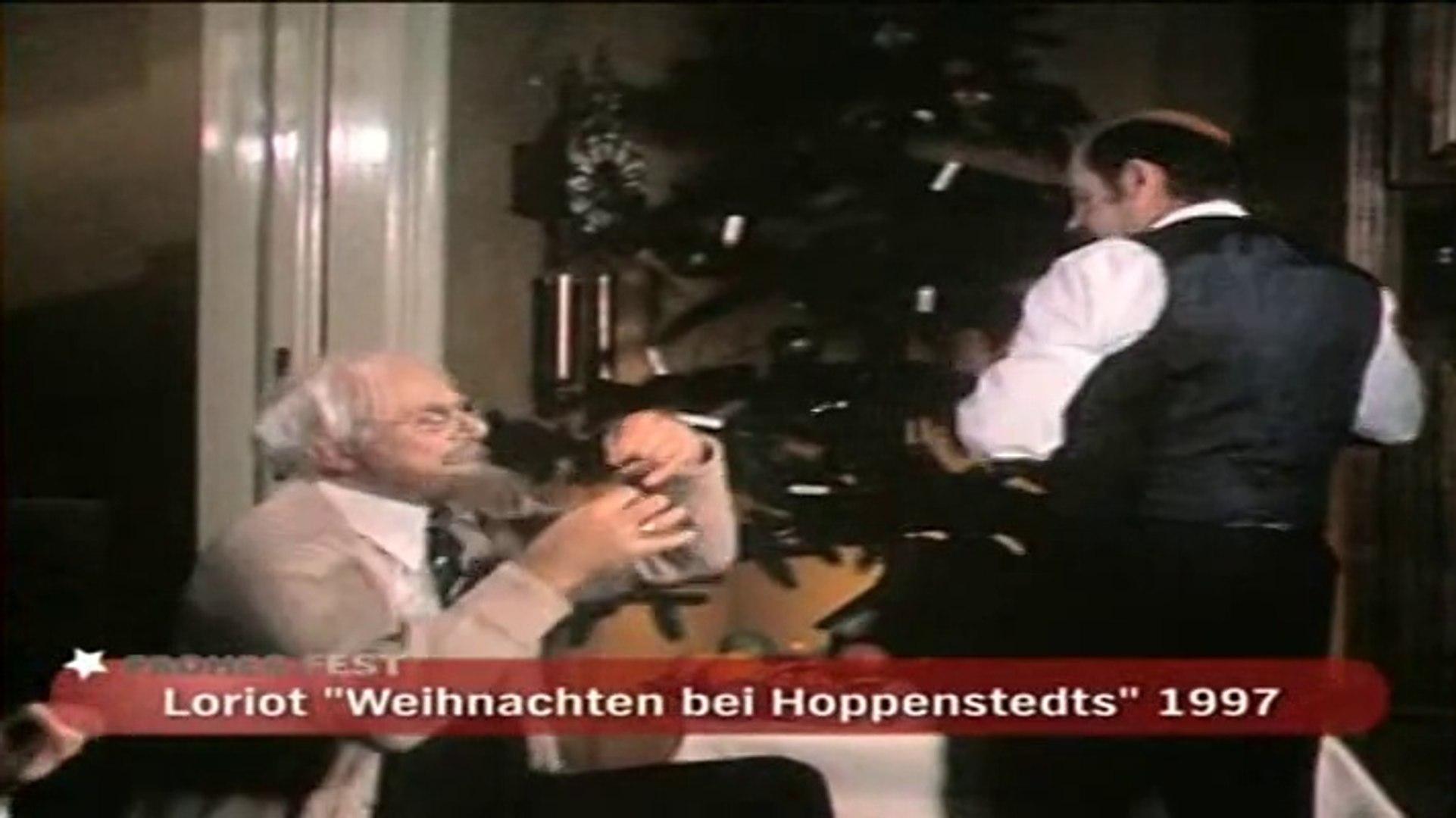 Loriot Weihnachten.Loriot Weihnachten Bei Hoppenstedts 1978