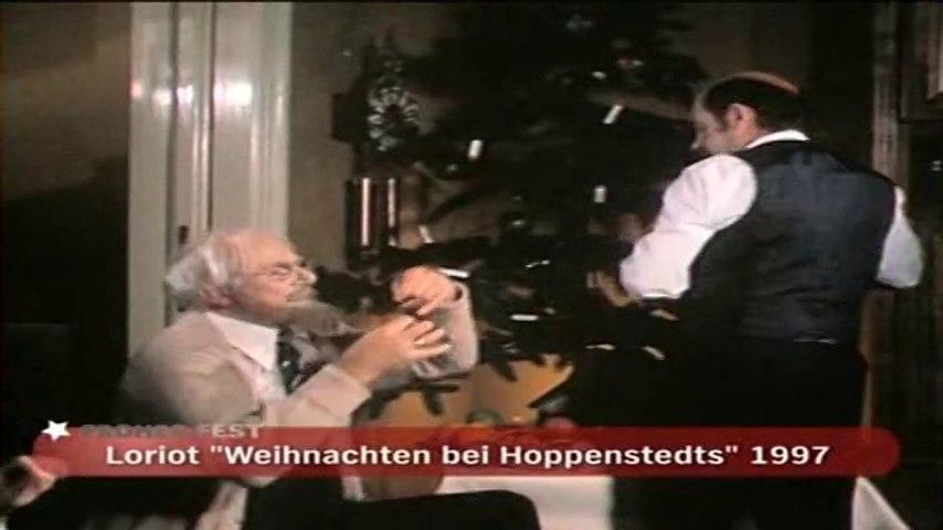 Loriot - Weihnachten bei Hoppenstedts 1978