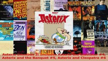 PDF Download  Asterix Omnibus 2 Includes Asterix the Gladiator 4 Asterix and the Banquet 5 Asterix PDF Online