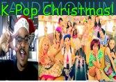 E-girls / 「ごめんなさいのKissing You」 ~Short ver.~ Reaction J-Pop Christmas