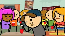 Party Trick Cyanide & Happiness Shorts