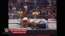 WWE Network- Randy Savage vs. Ric Flair - WCW Championship- WCW Monday Nitro, Dec. 25, 1995