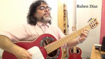 Paco de Lucia´s recycling styles and ideas in modern flamenco guitar / Understanding modern flamenco online Skype Lessons with Ruben Diaz / Spain
