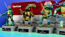 Teenage Mutant Ninja Turtles History Of Leonardo 30 years Of TMNT Leo Vs. Shredder Krang D