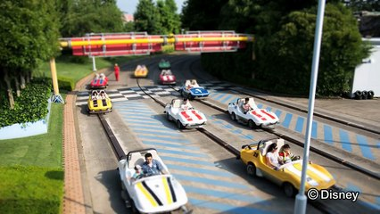 110秒で東京ディズニーランドの一日をまとめてみたら.../Tokyo Disneyland( Time-lapse movie)