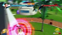 Goku Vs Vegeta Dragon Ball Super MOD - Dragon Ball Xenoverse [1080p 60FPS]