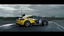 Nuevo Porsche Cayman GT4 Clubsport, puro deseo
