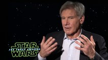 Star Wars UNCUT Harrison Ford on VII The Force Awakens