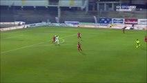 3-0 Daniele Cacia Goal Italy  Serie B - 27.12.2015, Ascoli Calcio 3-0 Spezia Calcio
