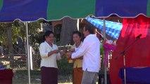 Fête & danses d'inauguration de la Maison 7 villages au Laos