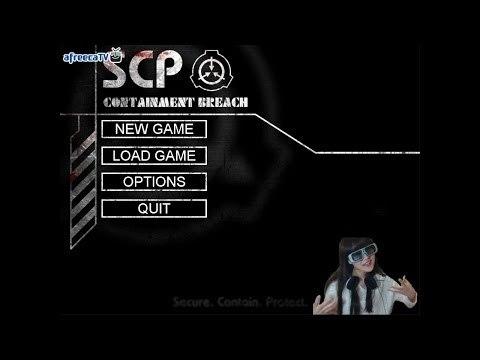 양띵 [심장주의! 무서운 공포게임 SCP 양띵에디션 1편] SCP Containment Breach