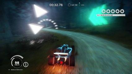 Mountain Pass Sprint 5 gears Just Cause 3 Land Race