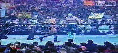 wrestlemania 18 2002 The rock vs hulk hogan