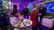 Judges Chat | The Xtra Factor UK | The X Factor UK 2014