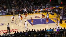 Kobe Bryants 4-20 Shooting | Pacers vs Lakers | November 29, 2015 | NBA 2015-16 Season