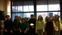 Classe 4°euro Lasalle Déc 2015 - Hymne de la classe