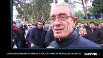 Ajaccio : Les manifestations interdites après de nouveaux incidents et des dérapages racistes