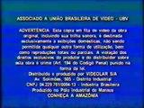 Abertura do VHS Disney A Branca de Neve e Os Sete Anões