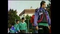 CDF 1993-1994  REPORTAGE  F.SMERECKI  AVANT LE CHOC FACE AU PSG 1994