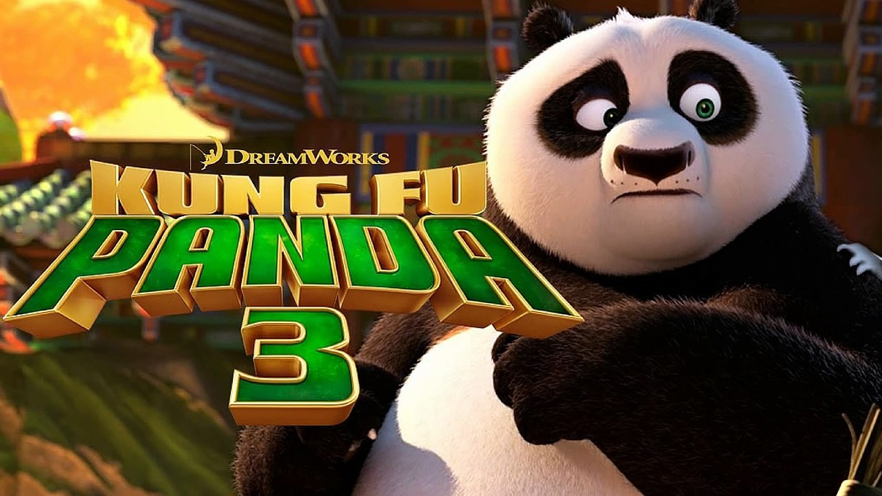 Trailer Music Kung Fu Panda 3 Official Soundtrack Kung Fu Panda 3 Theme Song Video Dailymotion