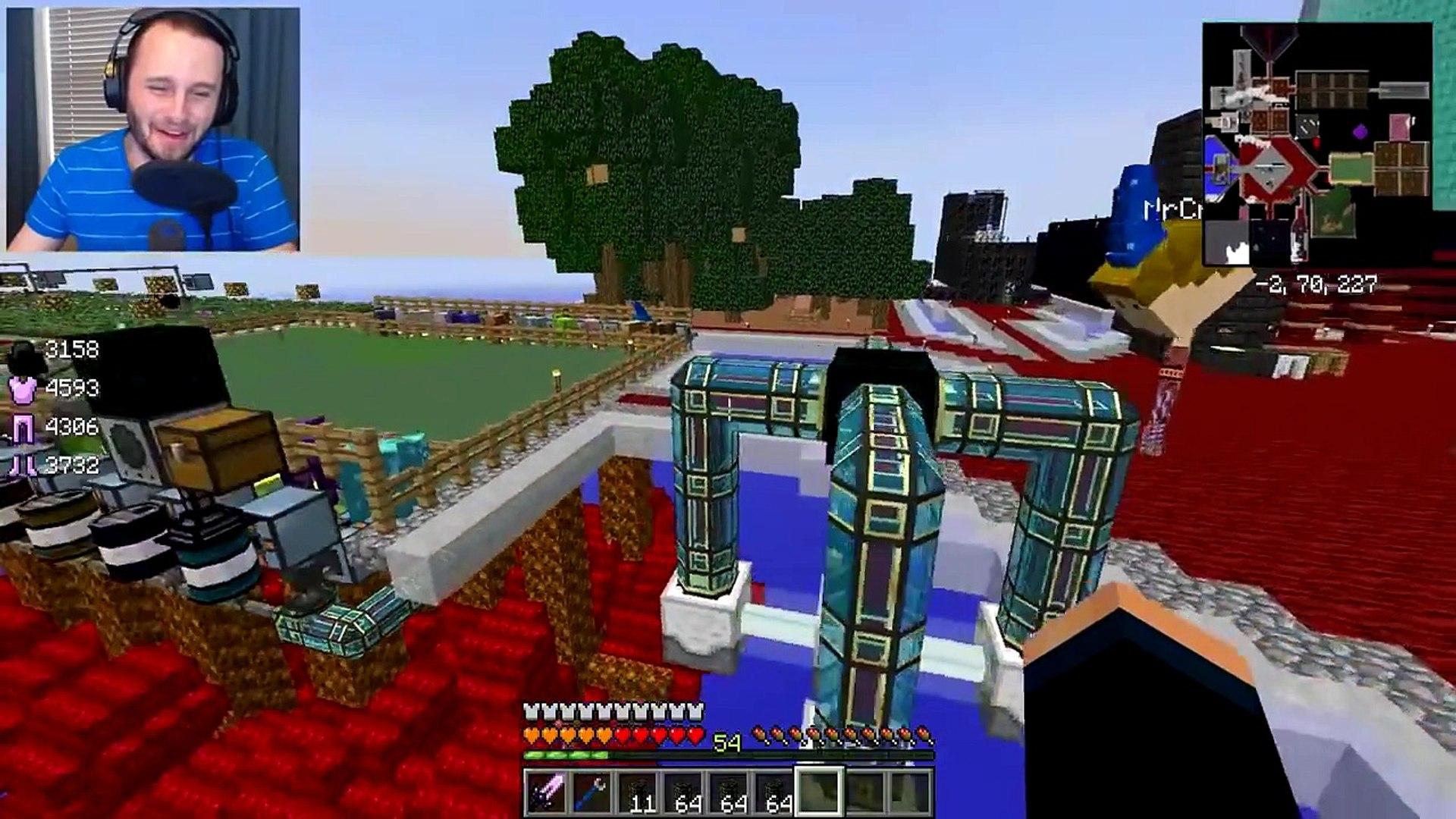 SSundee | Minecraft SkyFactory 2 THE PSEUDO RITUAL!! [34]