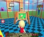 Bébé Babsy aire de Jeux enfants jeu 2 bardod