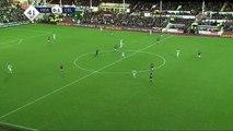 0-1 Nir Bitton Goal Scotland  Premiership - 27.12.2015, Hearts FC 0-1 Celtic FC